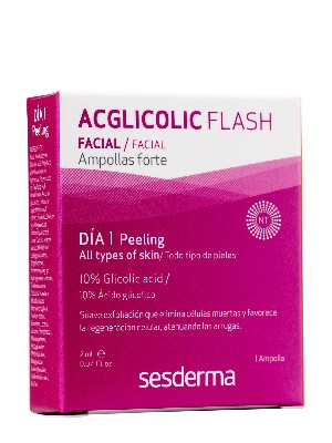 Sesderma tratamiento flash peeling+luminosidad