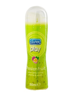 Durex lubricante fruta de la pasión 50 ml