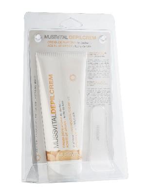 Mussvital crema de ducha depilatoria 200 ml