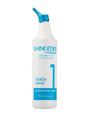 Rhinomer 1 fuerza suave 180ml
