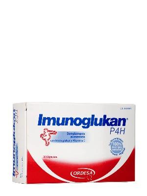 Imunoglukan p4h 30 comprimidos
