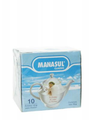 Manasul classic 10 bolsitas para infusión