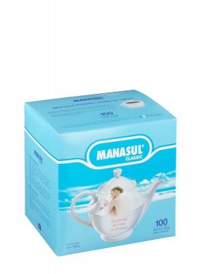 Manasul classic 100 filtros bolsitas de 1.5 g para infusión