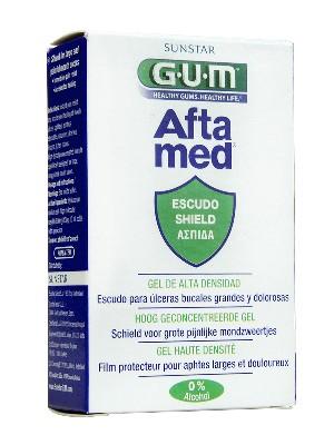 Gum aftamed gel alta densidad