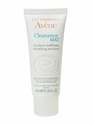 Avène cleanance mat emulsión reguladora matificante 40ml