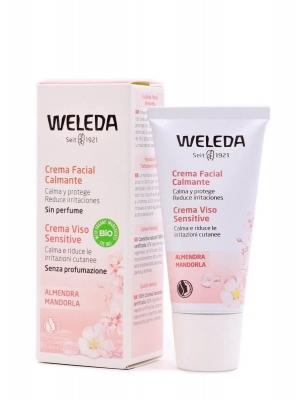 Weleda crema facial calmante de almendra 30 ml
