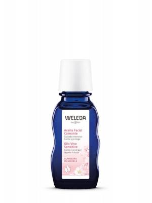 Weleda aceite facial calmante de almendra 50 ml