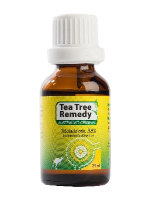Aceite árbol del té al 100% , 25ml