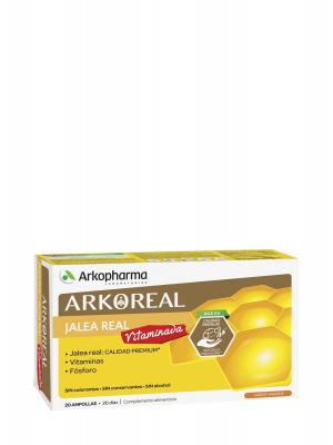 Arkoreal jalea real vitaminada 500 20 amp