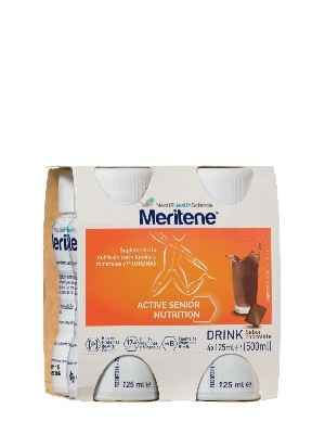 Meritene activ chocolate 125 ml c/4