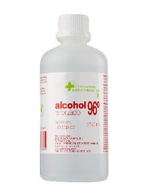 Rueda farma  alcohol 96º 250 ml