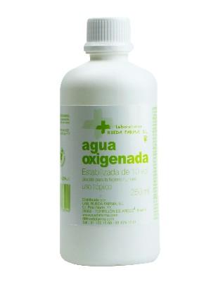 Rueda farma agua oxigenada  250 ml