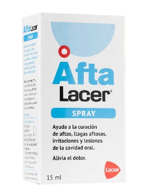 Lacer aftalacer spray 15ml