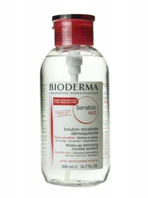 Bioderma sensibio h2o agua micelar, 500 ml