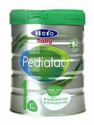 Hero® baby pedialac 1 leche inicio recién nacido 800g