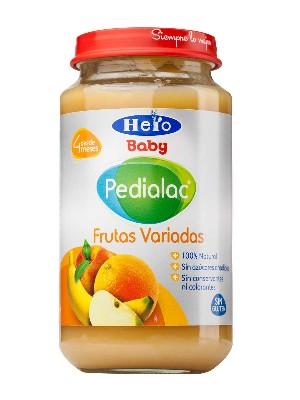 Pedialac potito frutas variadas
