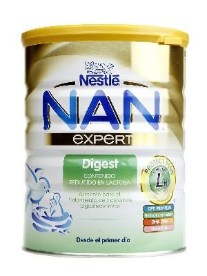 Nestlé nan expert digest leche especial de inicio 800 gr
