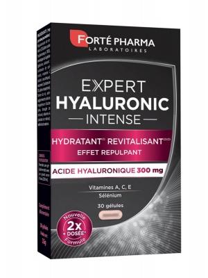 Forte pharma expert hialurónico+colágeno 30 cápsulas