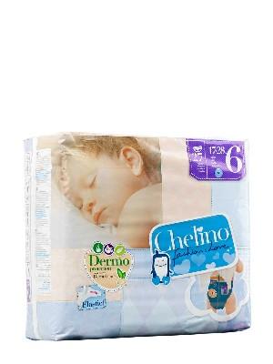 Pañal chelino t-6  27 und (17-28 kg)