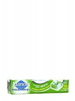 Caramelos de menta vitamina c y hierbas medicinales juanola