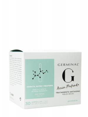 Germinal tratamiento antiaging fps 15 30 unidades