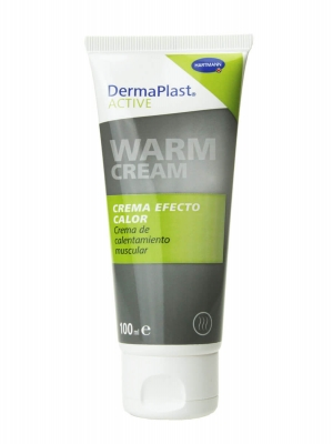 Dermaplast active crema efecto calor 100 ml