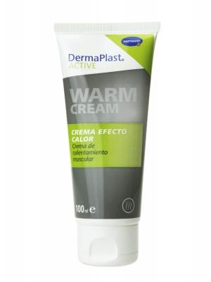 Dermaplast active crema efecto calor 100 ml