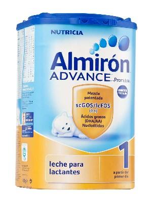 Almirón advance 1 leche de inicio 800 gramos