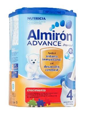 Almirón advance 4 leche de crecimiento 800 gr