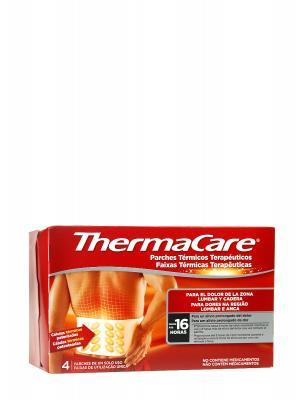 Thermacare® parches térmicos lumbar y cadera 4 unidades