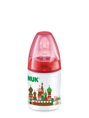 Nuk biberon travel silicona t1 150ml