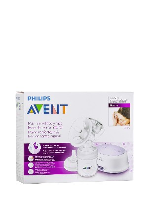 Extractor de leche electrico avent philips