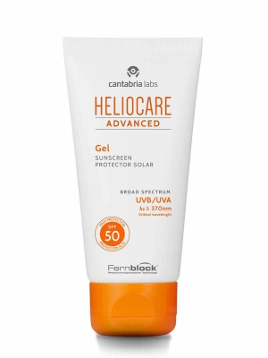 Heliocare® advanced gel spf 50 50 ml