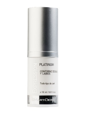 Martiderm® expression platinum ojos y labios 15 ml
