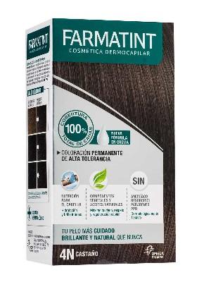 Farmatint 4n castaño crema