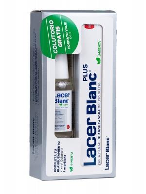 Pasta dental lacer blanc plus 125 ml