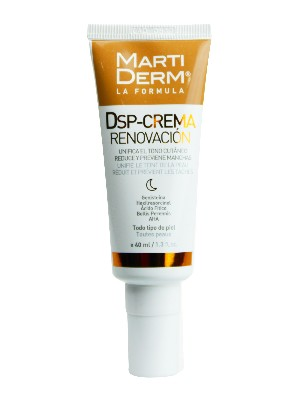 Martiderm® dps crema renovación 40 ml