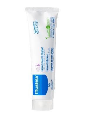 Mustela crema balsamo 123  100 ml.