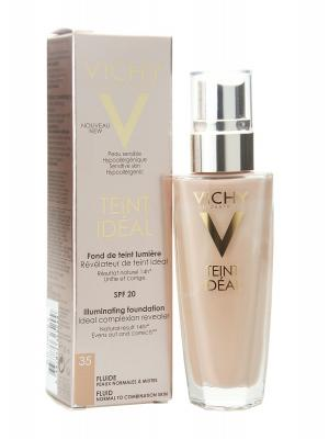 Vichy teint ideal maquillaje fluido 30 ml tono 35