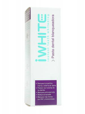 Pasta dental blanqueadora iwhite 75 ml.