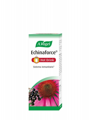 A vogel echinaforce hot drink jarabe soluble 100ml