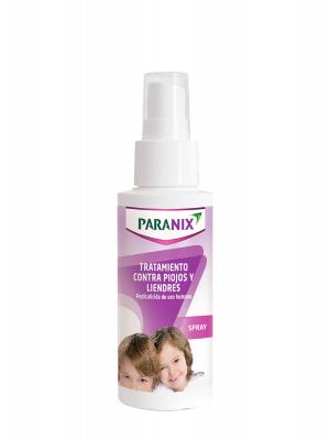 Paranix tratamiento contra piojos y liendres