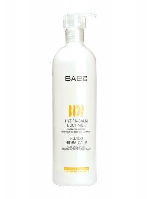 Babe hidra-calm fluido manzanilla, 500ml