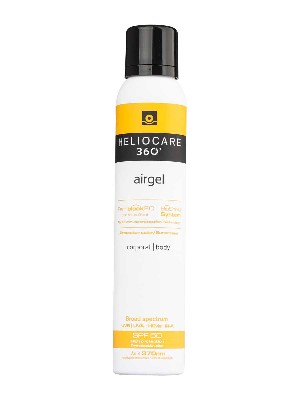 Heliocare 360º airgel corporal spf 50+ 200ml