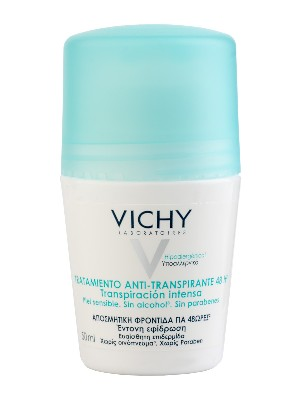 Vichy tratamiento antitranspirante en roll-on
