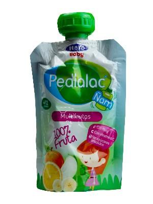 Pedialac ñam hero baby 100 g bolsita multifrutas