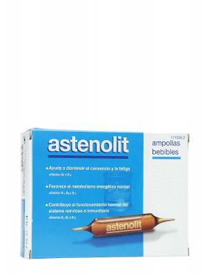 Astenolit 12 ampollas 10ml