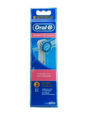 Recambio de cepillo eléctrico oral b sensi ultra thin