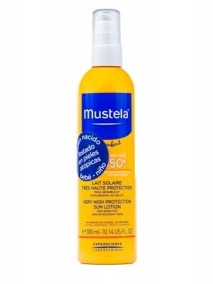 Mustela bebe spray solar muy alta proteccion solar