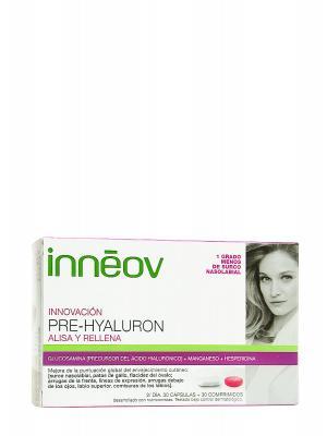 Inneov pre-hyaluron 30 cápsulas y 30 comprimidos